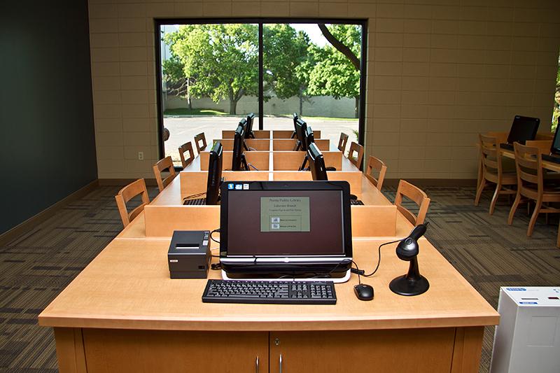 Lakeview Branch Public Computers