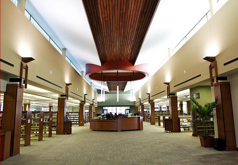 North Branch Main Interior