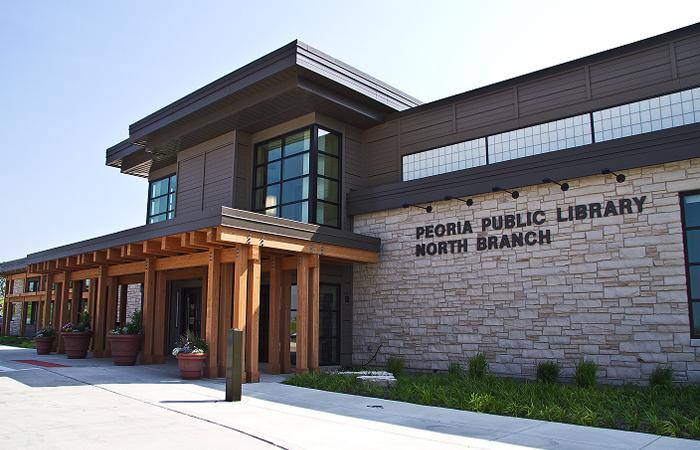 Peoria Public Library - North Branch