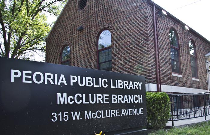 McClure Branch