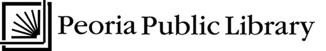 Peoria Public Library Logo