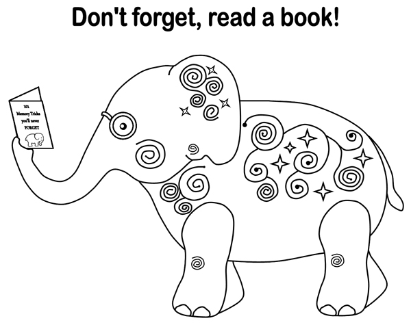 Don't Forget Read a Book