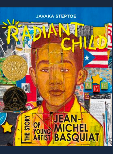Radiant Child - The Story of Young Artist: Jean-Michel Basquiat