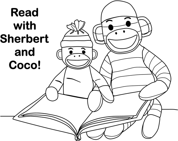 Read with Sherbert and Coco